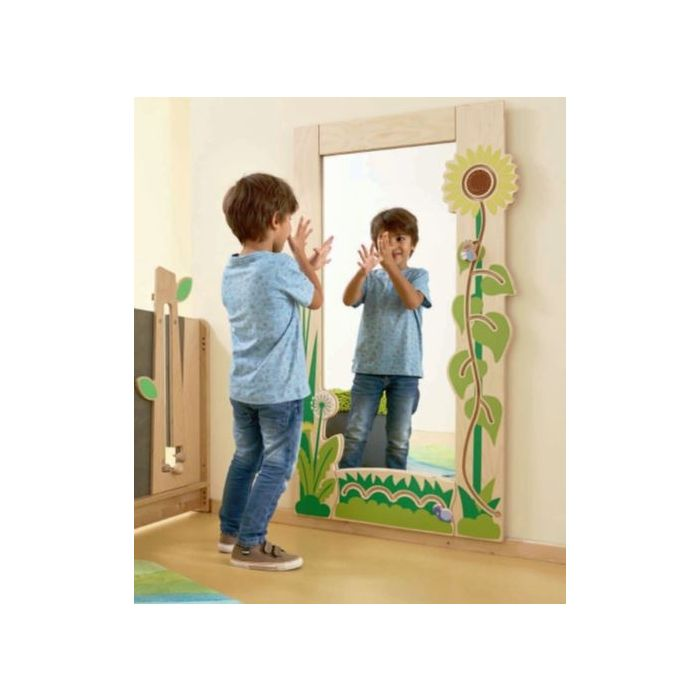Meadow Safety Wall Mirror By Haba 158931