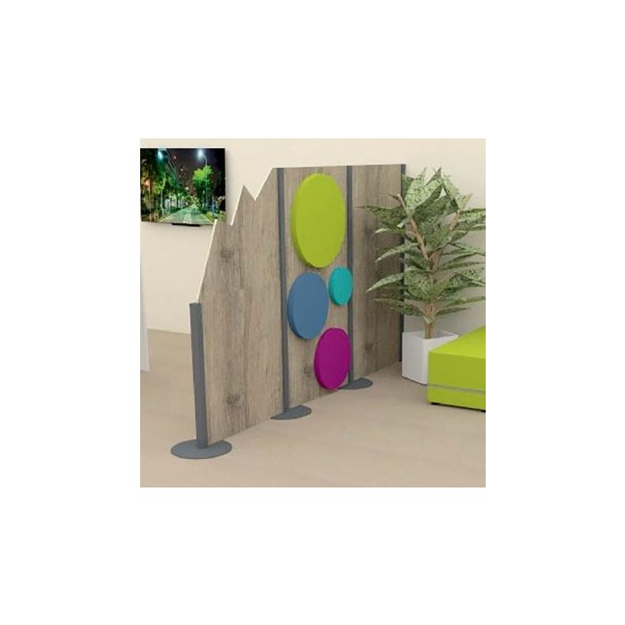 Coolwall Partition Combination by HABA