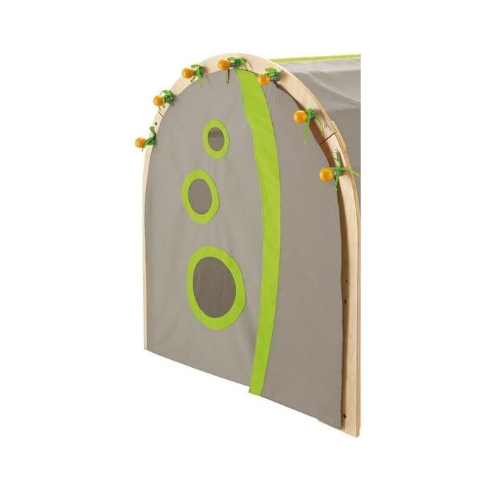 Fabric front for Small Adventure Cave by HABA