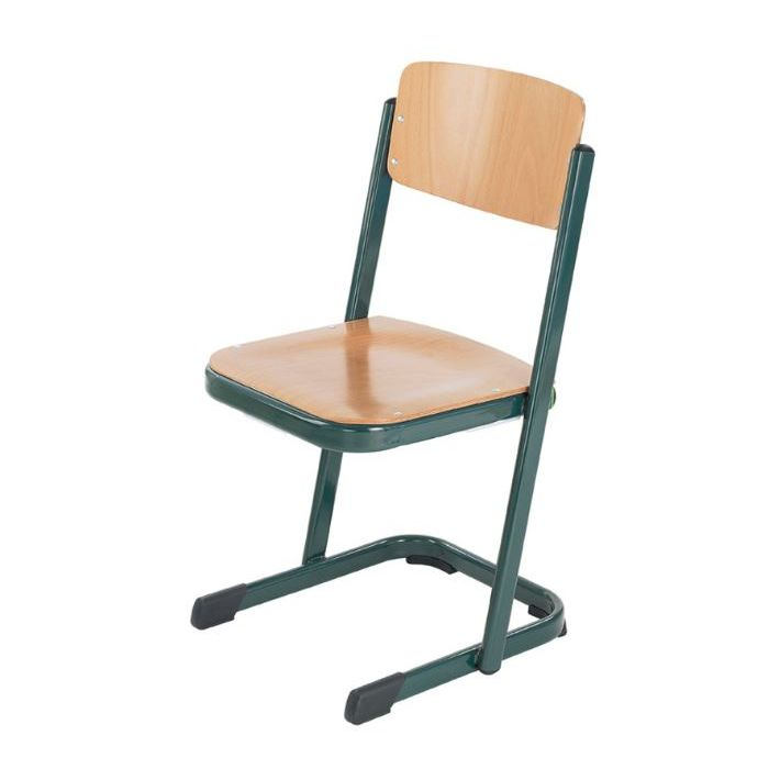 Logo Skid Base Chair by HABA