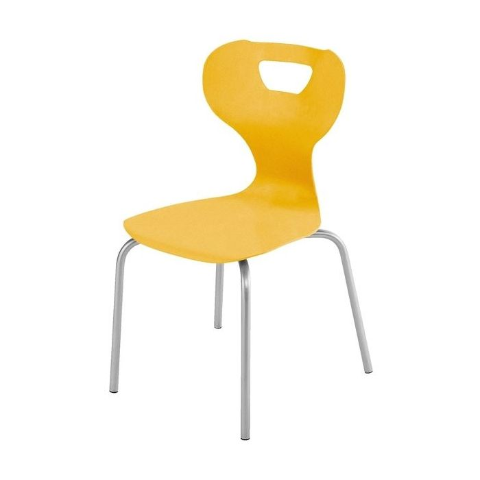 solit:sit® Four-Leg Plastic Chairs by HABA