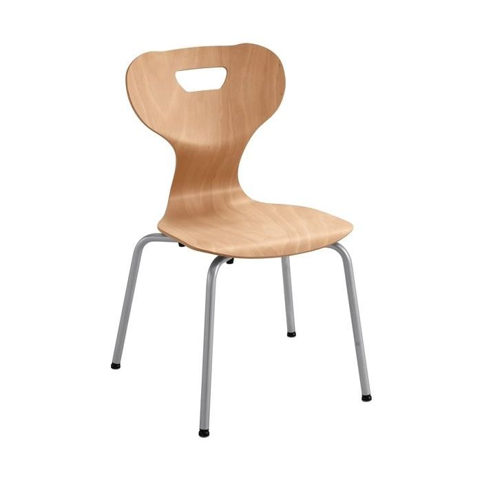 solit:sit® Four-Leg Wood Chairs by HABA