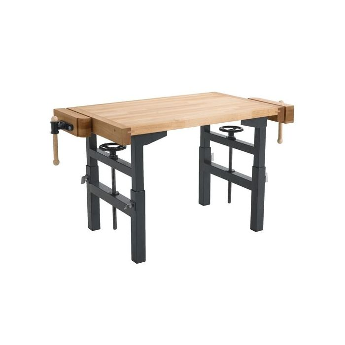 Height-Adjustable Workbench by HABA