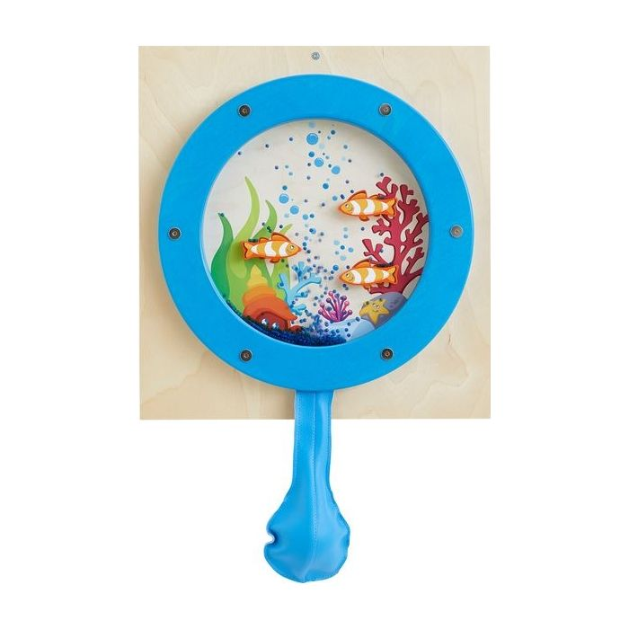 Ocean Sensory Wall Activity Panel by HABA