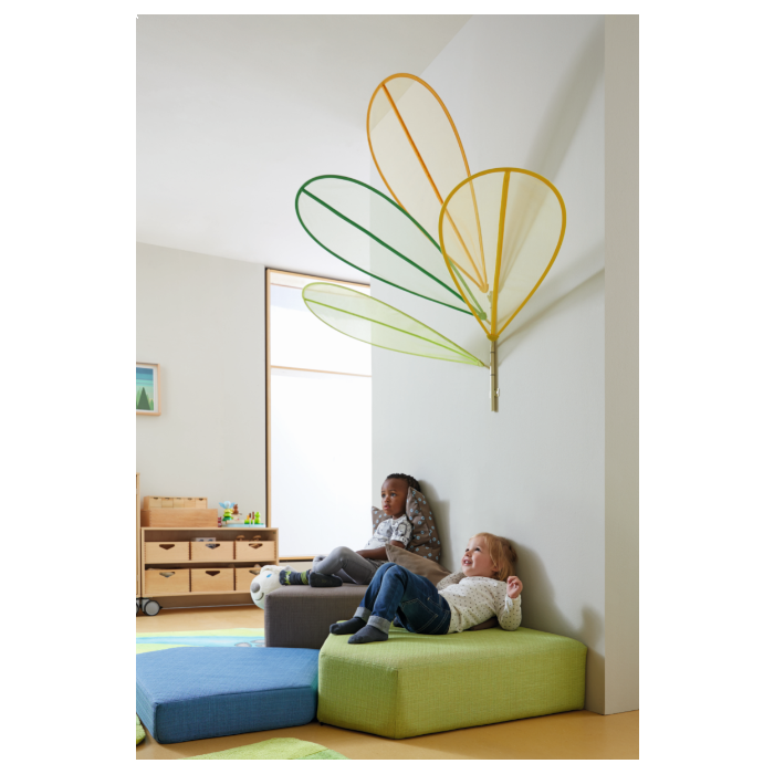 Grow.upp Leave Wall Elements by HABA