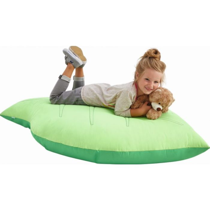 Leaf Bean Bag by HABA
