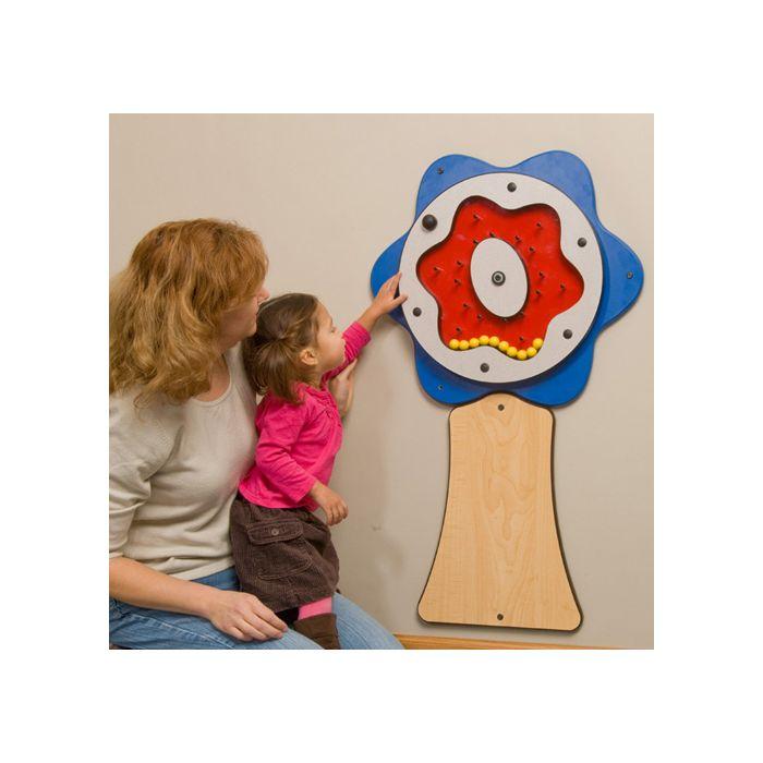 The Children's Furniture Company Blue Plinko Flower