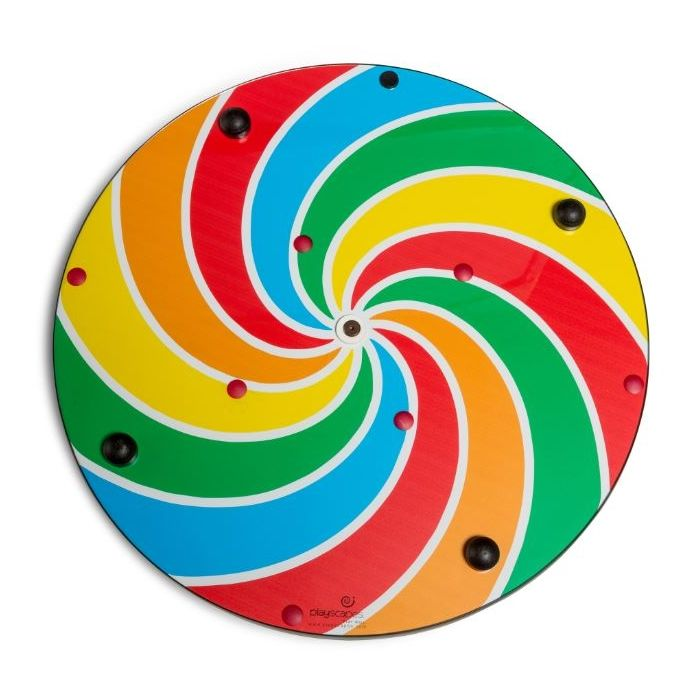 Children's Furniture Company® Lollipop Pinwheel Wall Activity