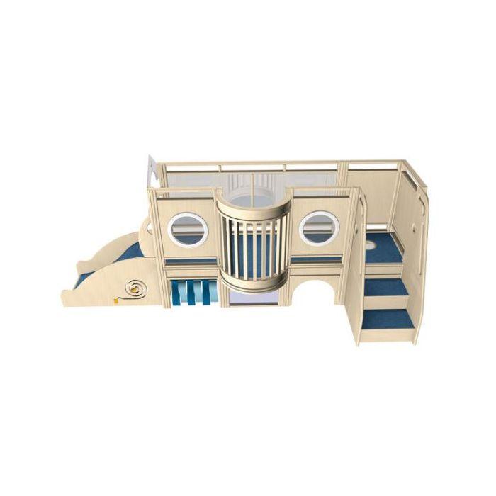 Gemino+ Play Castle w/Lookout Loft by HABA, 259085