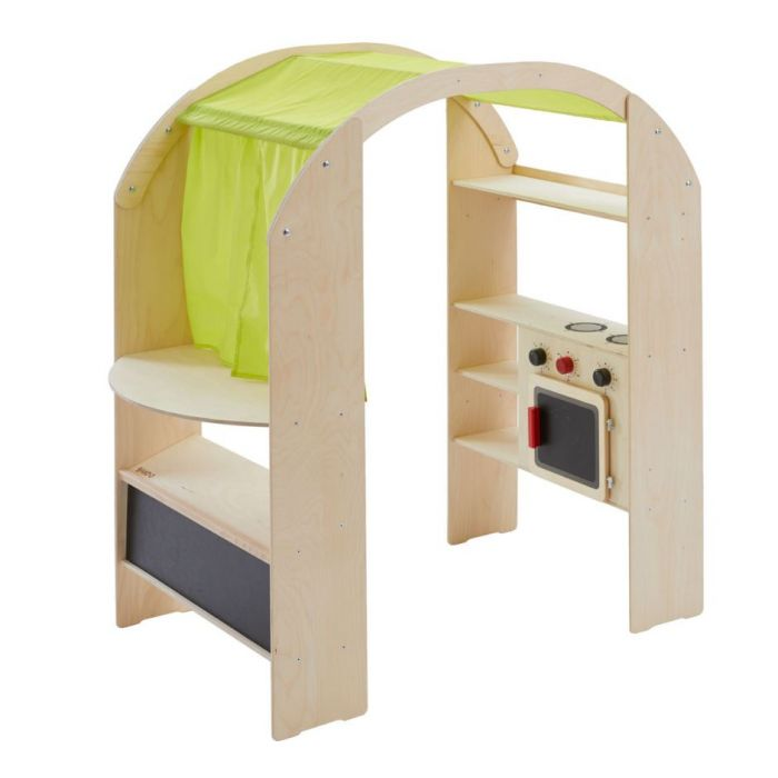 Kitchen, Kiosk & Puppet Theater by HABA, 329308