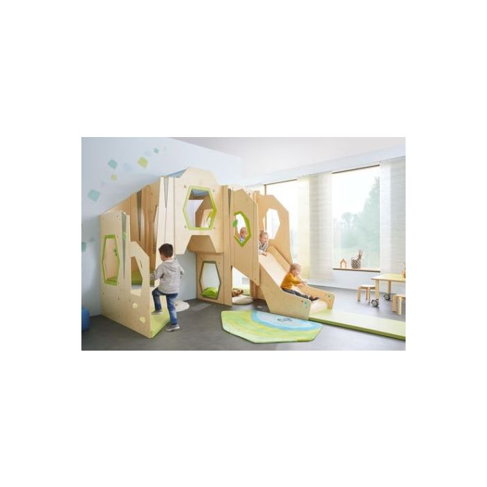 Grow.upp Monkey Slide Loft by HABA, 341158 & 341161