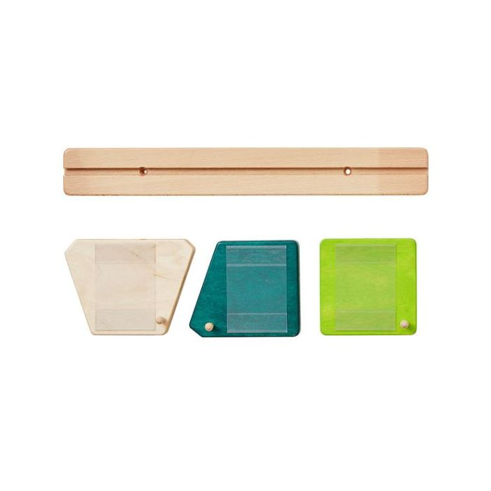 Wall Mounted Photo Track Extension by HABA, 368356