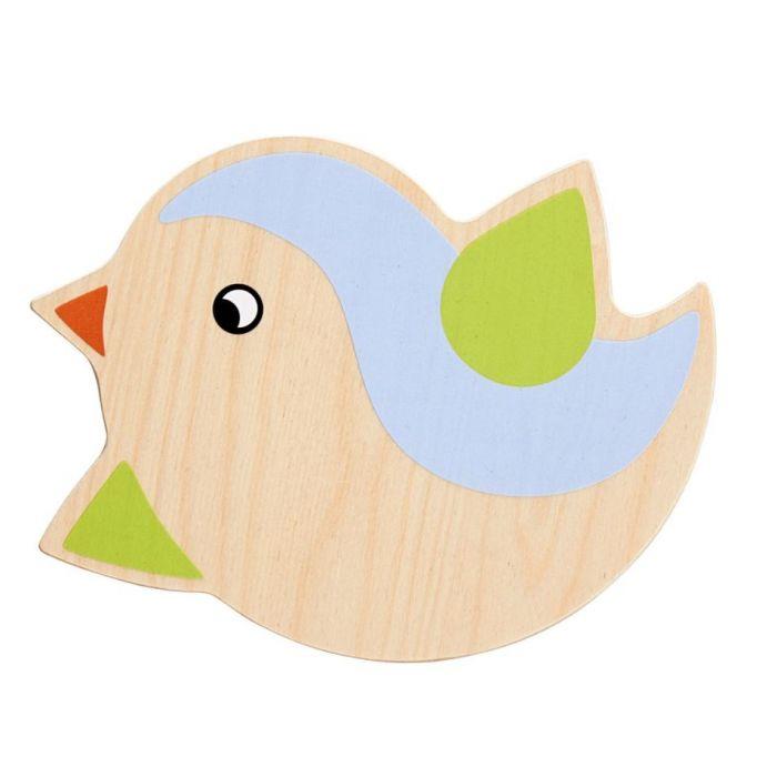 Bird Mirror Applique by HABA, 368374