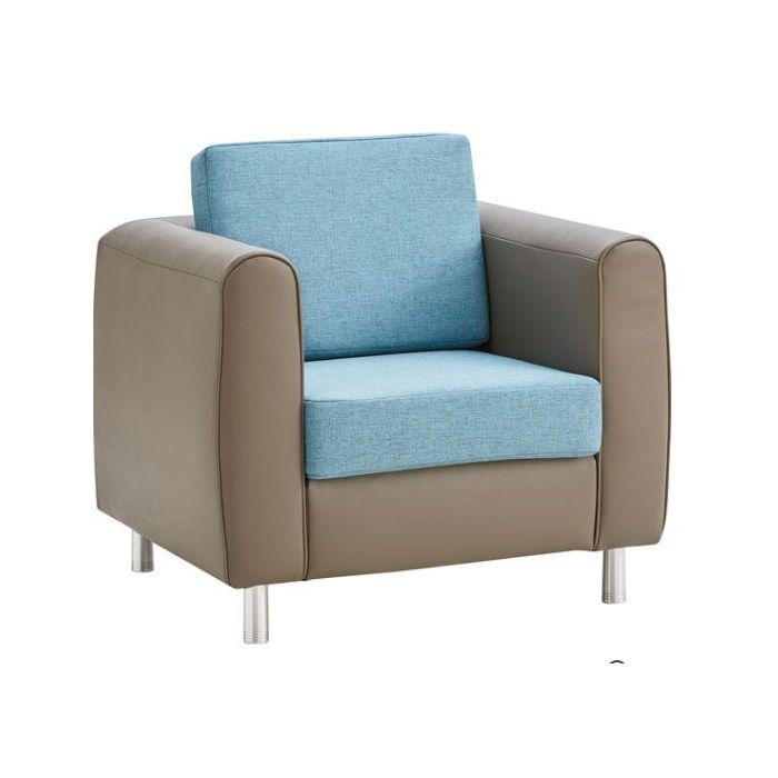 Single Lounge Chair (Fabric) by HABA, 379588*