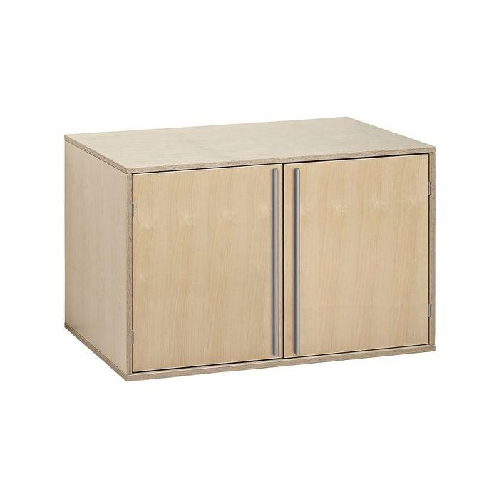 Move Upp Top 2-Door Cabinet w/ 1 Shelf