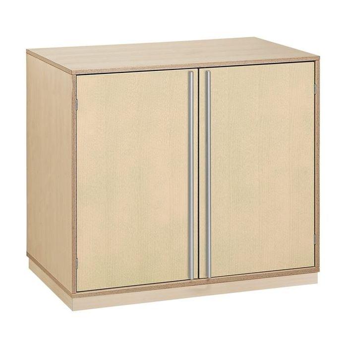 Move Upp Base 2-Door Cabinet w/ 2 Shelves by HABA