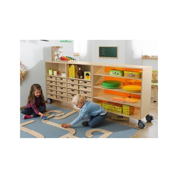 Move Upp Cabinet Wall Unit 1 by HABA