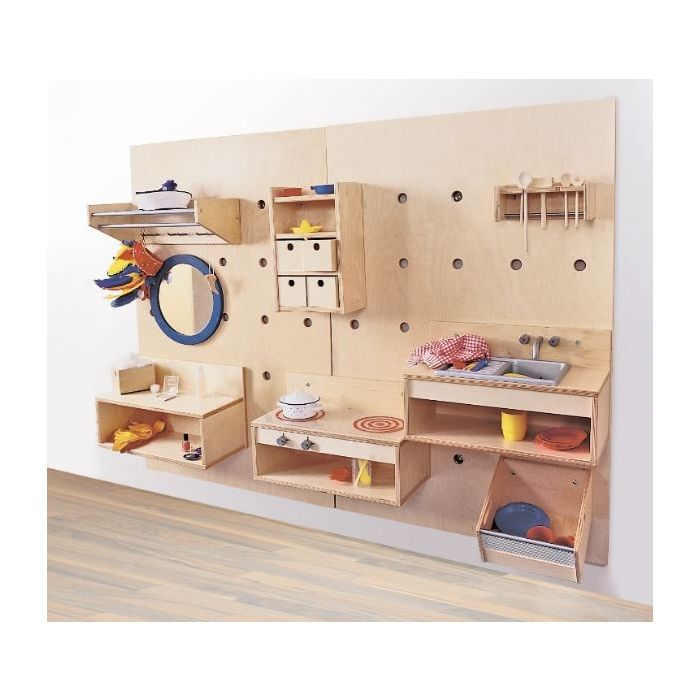 Role Play Wall by HABA