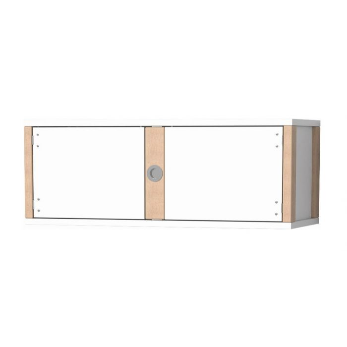 Linus 2-Door Wall Cabinet by HABA