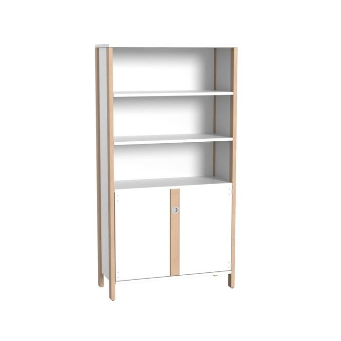 Linus Open High Shelf Cabinet by HABA