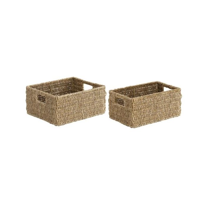 Forminant Braided Seaweed Storage Boxes by HABA