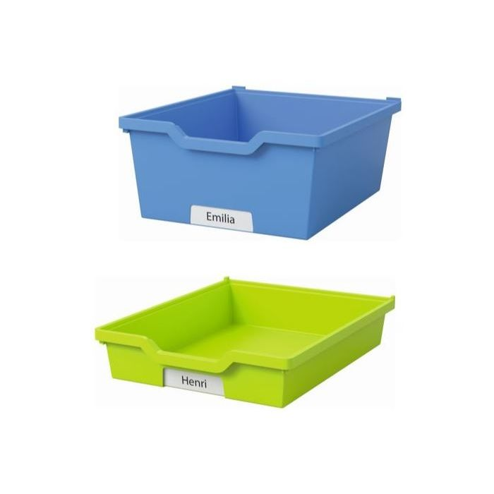Material Boxes w/ Label Holders by HABA