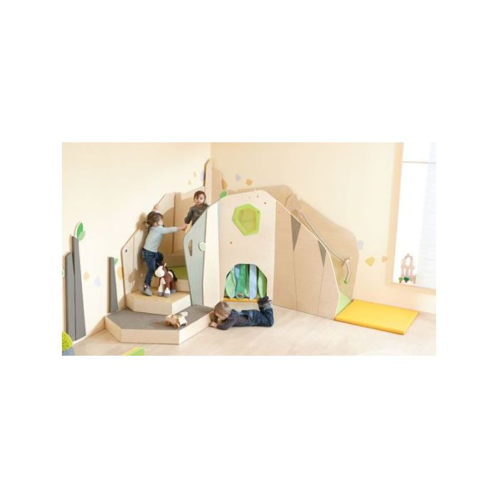 Grow.upp Fox's Den Play Loft by HABA, 480010 & 480060