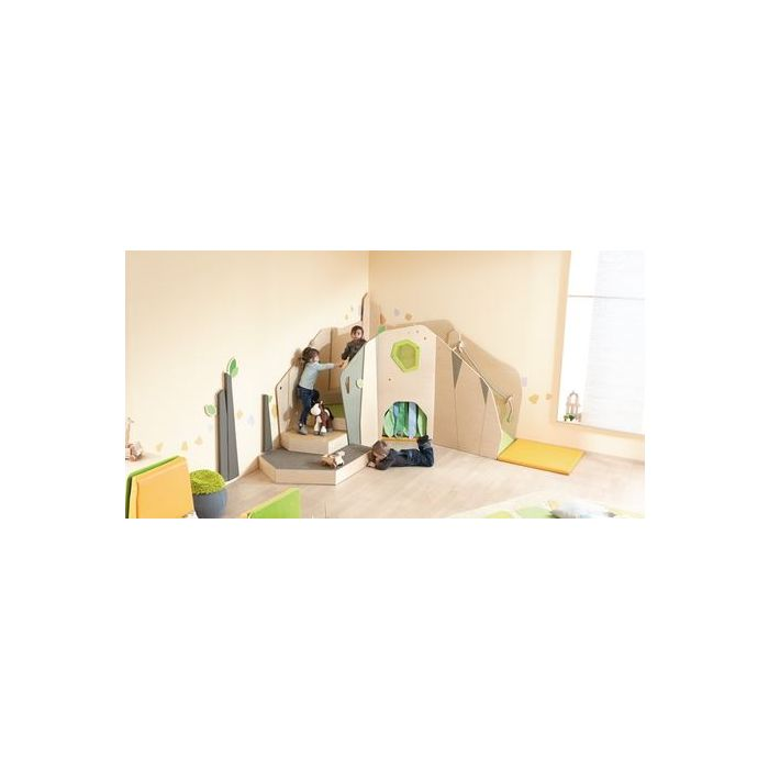 Mat for Cave in Fox's Den Loft by HABA, 056942