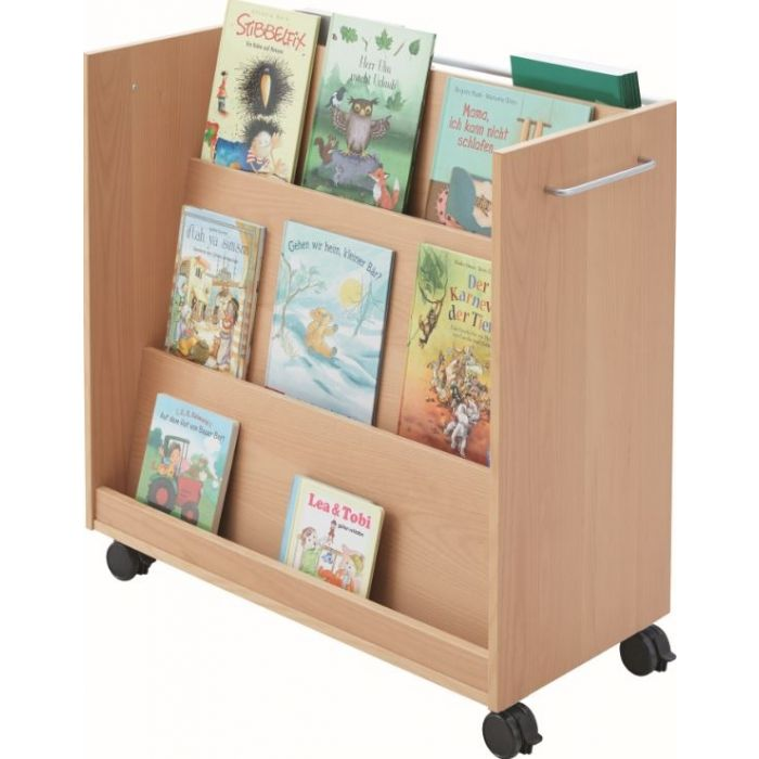 Mobile Bookcase by HABA