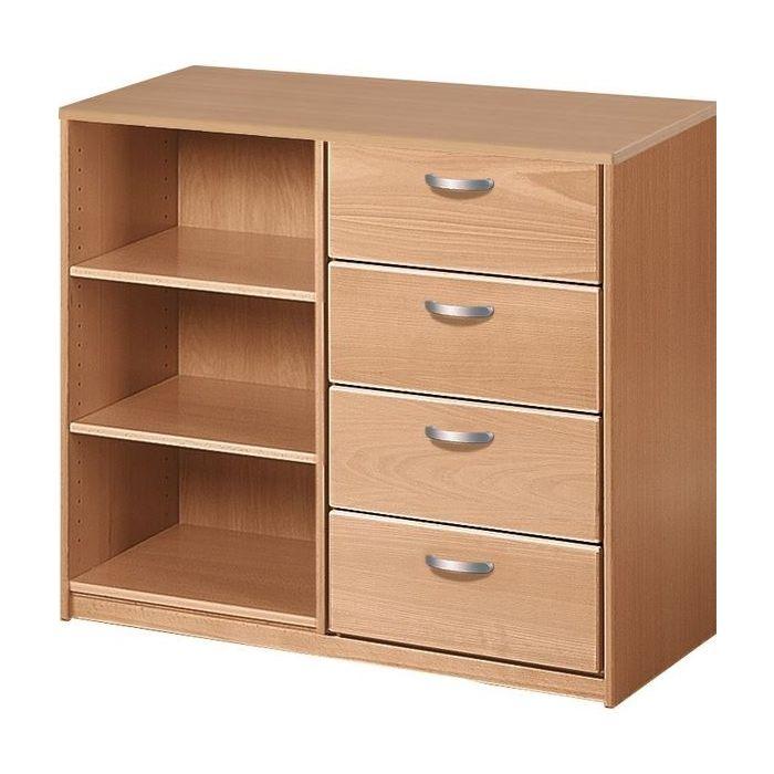 Forminant Shelf/Drawer Cabinet
