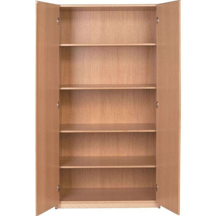 Forminant Materials Cabinet with 4 shelves by HABA