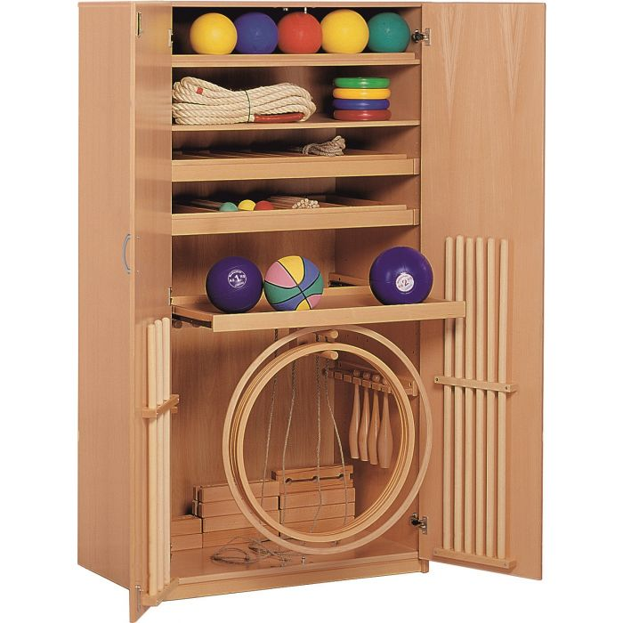 Forminant Gymnastic Cabinet by HABA