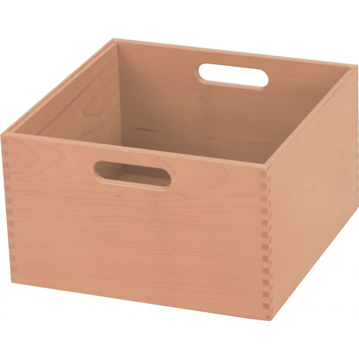 Forminant Wood Stackable Material Box by HABA