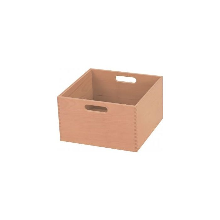 Forminant Wood Stackable Materials Box by HABA