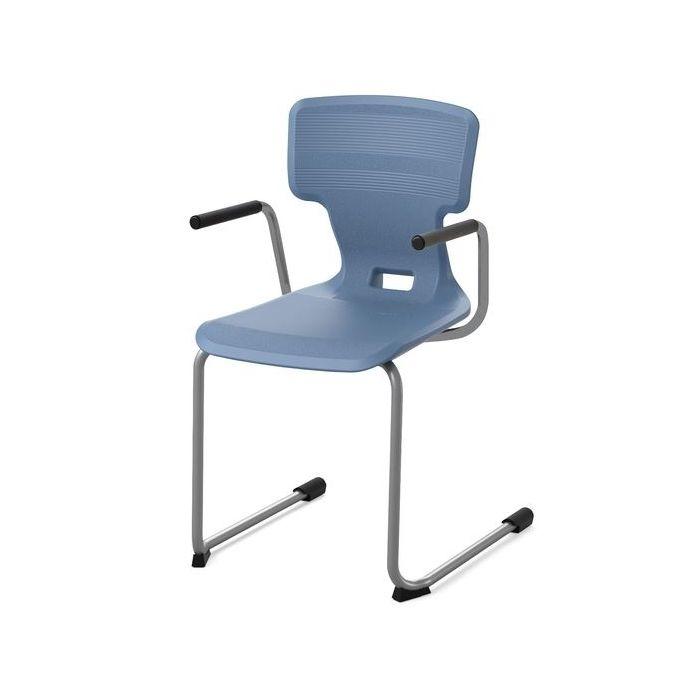 Kiboo Air Cushion Chair w/ Armrests by HABA