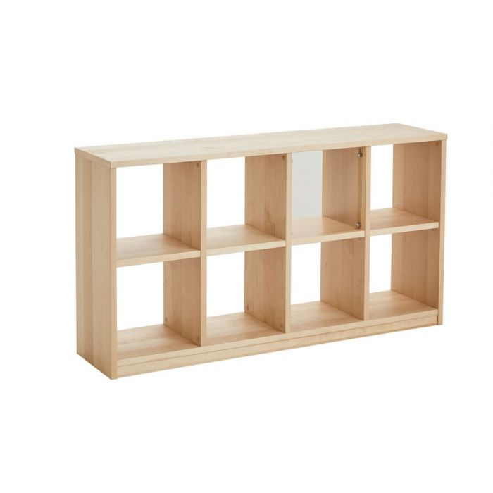 Room Divider Shelf w/8 Cubbies, Low by HABA, 559232*