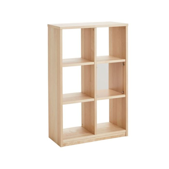 Room Divider Shelf w/6 Cubbies by HABA, 559233*