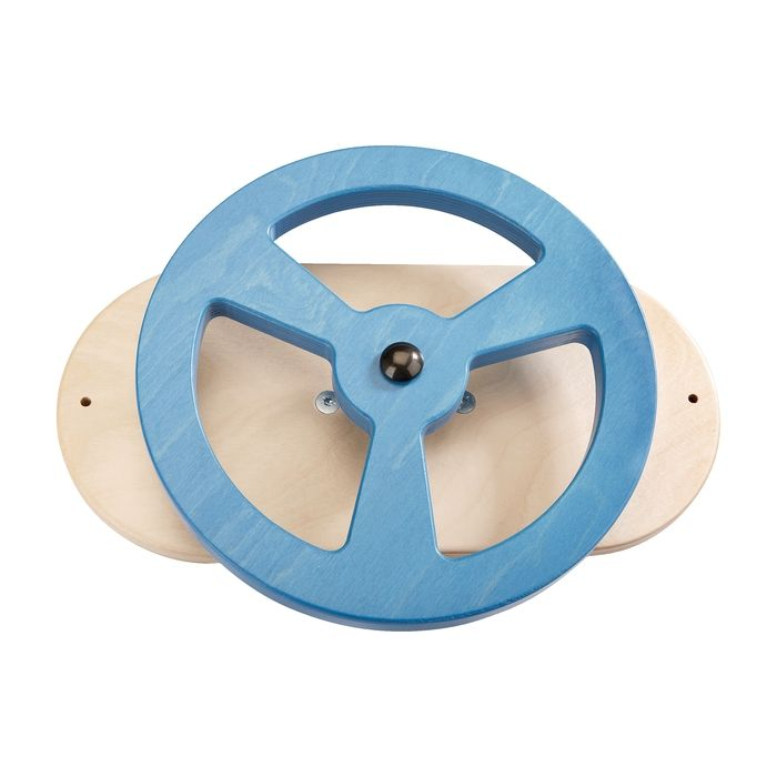 Learning Wall Steering Wheel Activity by HABA