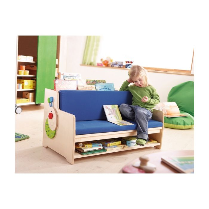 Library Benches by HABA