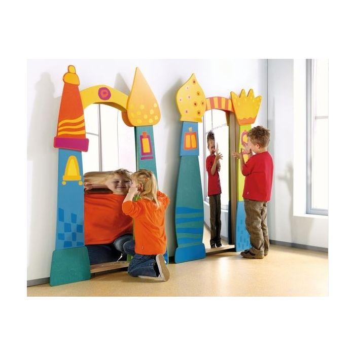 Fun House Children's Mirror Frames by HABA