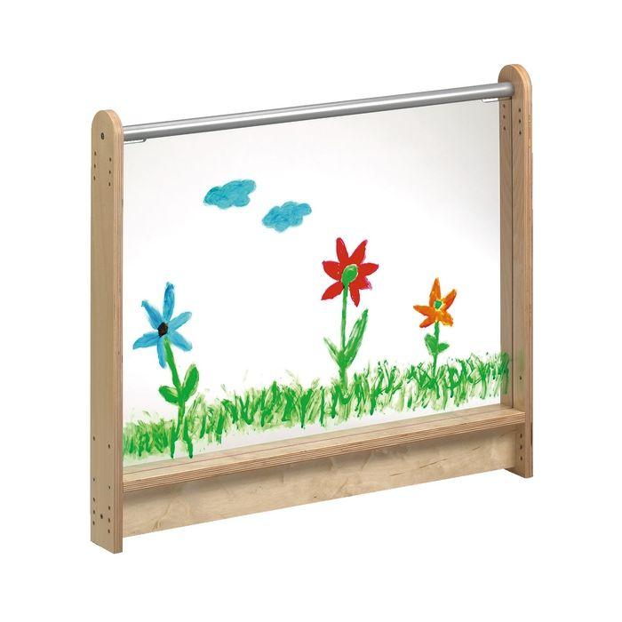 Clear Acrylic Panel 46 3/4