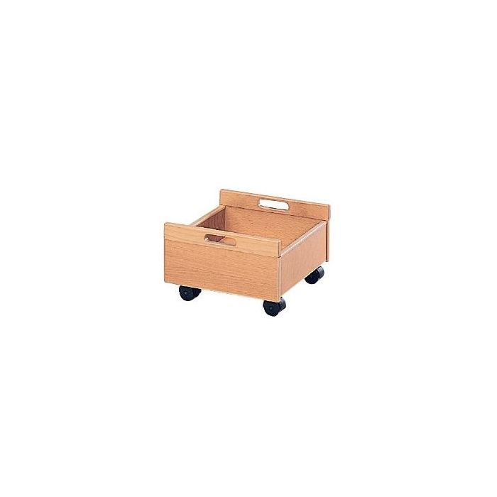 Rolling Cart for Rectangle Play Benches by HABA, 820130 & 820140