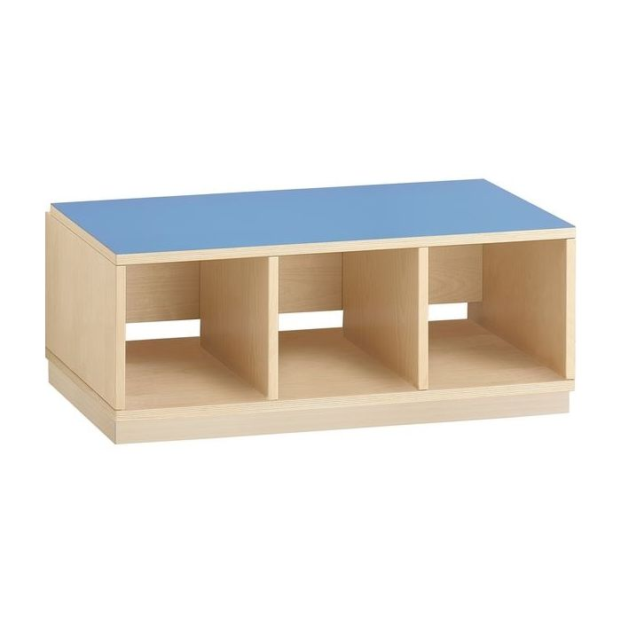 Wardrobe Benches w/ Compartments by HABA