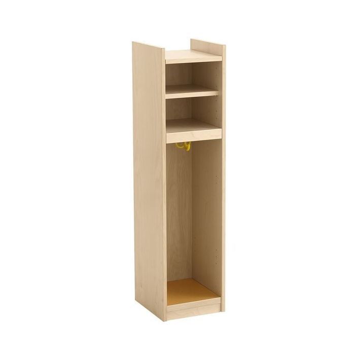 Wardrobe Cabinets Open by HABA