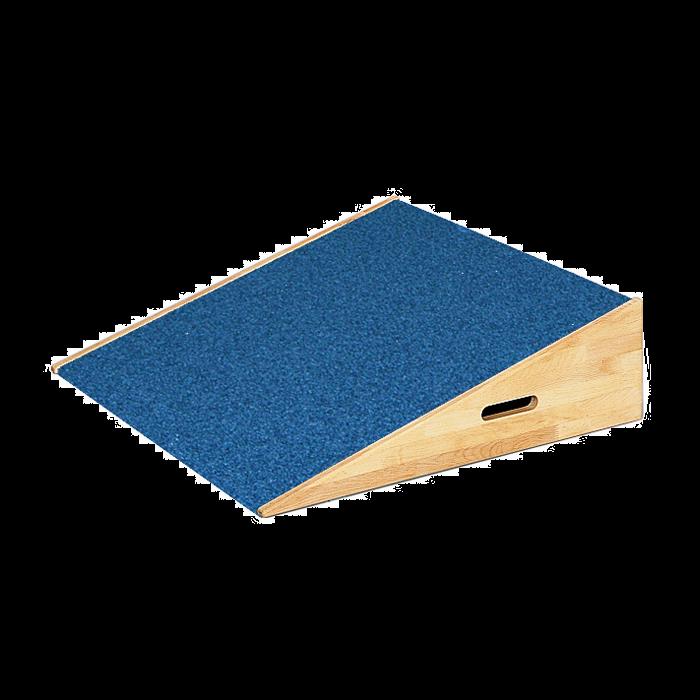 Low Square Platform Ramp with Carpet