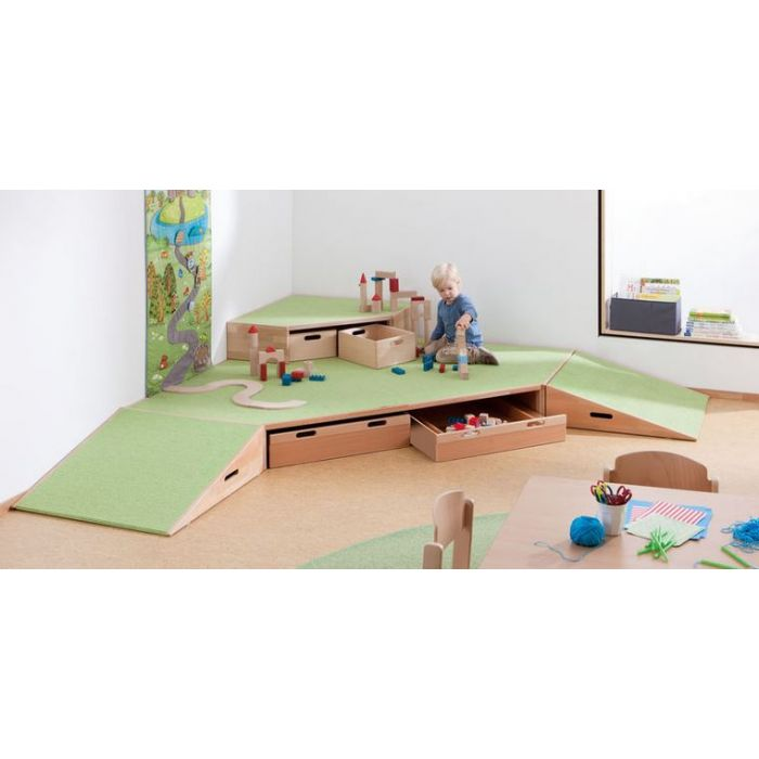8-Piece Platform Set by HABA, 846516