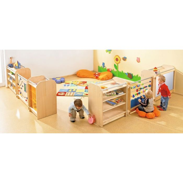 Children's Room Partition from HABA