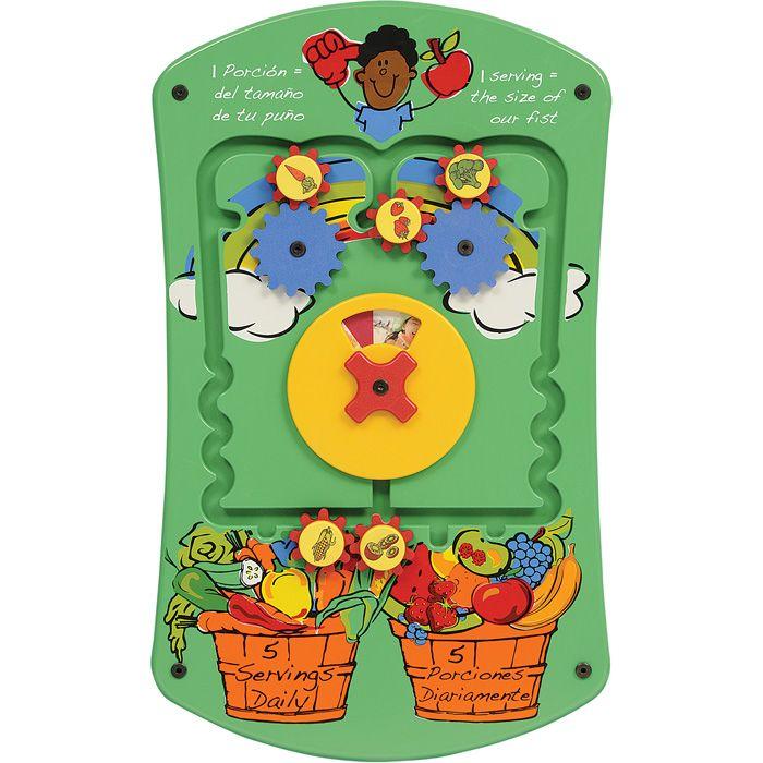 Fruits and Veggies Fun Activity