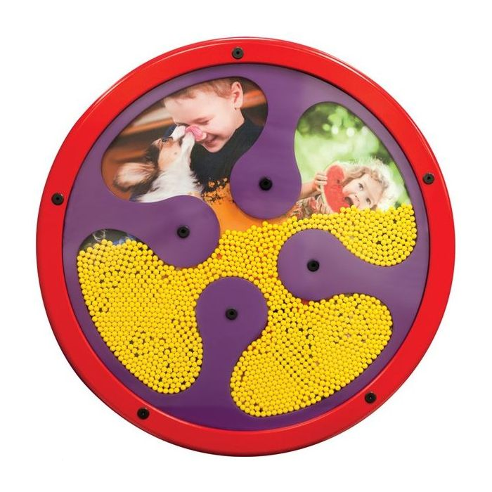 Silly Beads Activity Panel