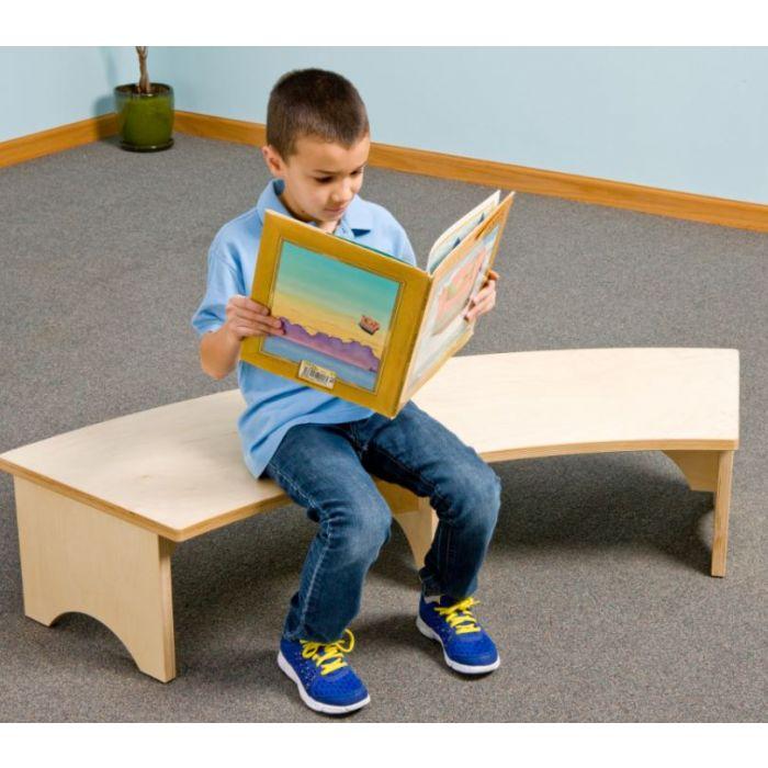 Children's Furniture Company® Reading Retreat Bench